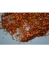 Блиск помаранчевий хамелеон для рідких шпалер